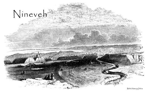 Historie Nineveh